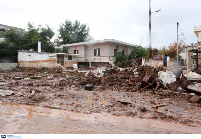 Εγκρίθηκαν 803 αιτήσεις για αποζημίωση πλημμυροπαθών Δ.Αττικής | tovima.gr