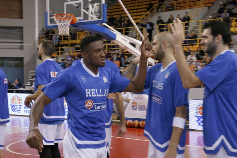 Μπάσκετ: Ελλάδα – Ισραήλ 82 – 61 | tovima.gr