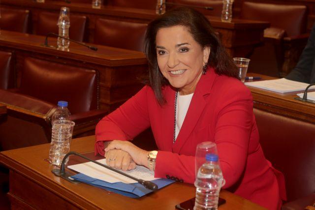 Μπακογιάννη: Με δύο θέσεις η κυβέρνηση για το Σκοπιανό   tovima.gr