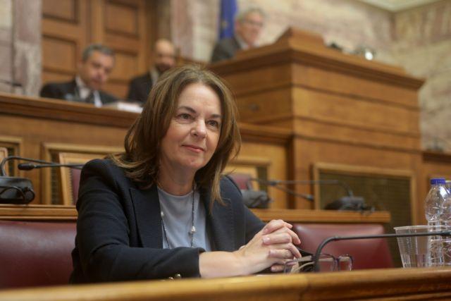Παπανάτσιου: Επιτυγχάνονται οι οικονομικοί στόχοι | tovima.gr