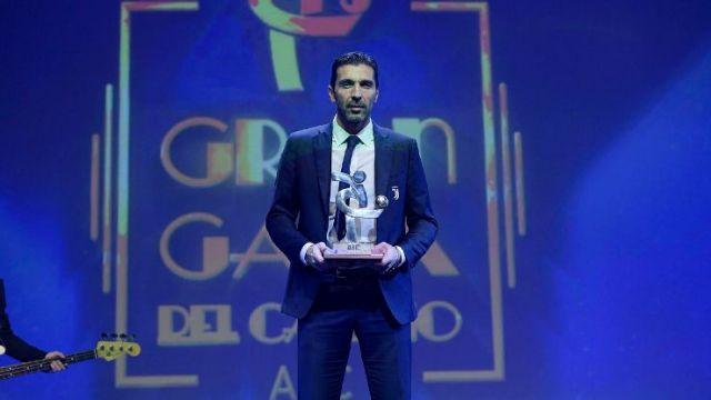 Ο Μπουφόν κορυφαίος ιταλός ποδοσφαιριστής για το 2017 | tovima.gr