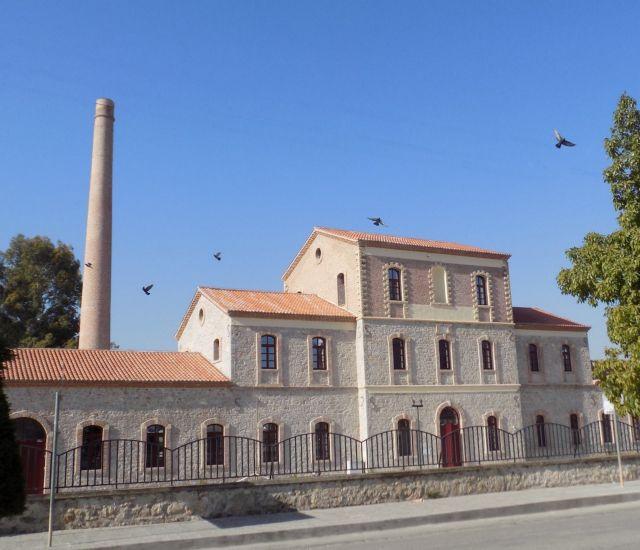 Εγκαινιάζεται το νέο Μουσείο Αρέθουσα στην Χαλκίδα | tovima.gr