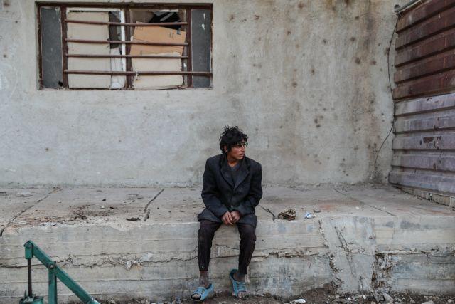 Τουλάχιστον 800 άμαχοι νεκροί σε Συρία και Ιράκ   tovima.gr