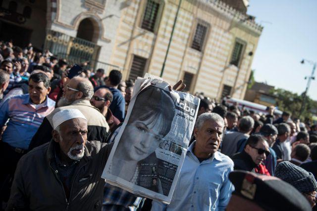 Πέθανε η ντίβα του αιγυπτιακού τραγουδιού Σάντια | tovima.gr