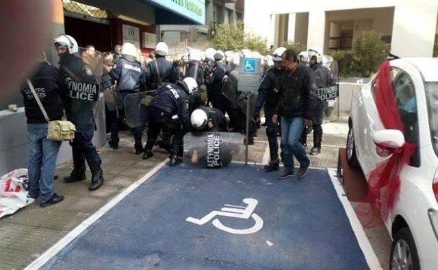 Ιωάννινα: Επεισόδια και συλλήψεις σε σούπερ μάρκετ   tovima.gr