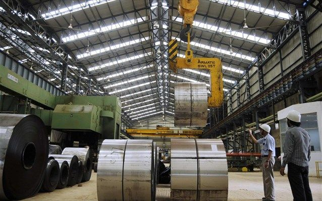 Αύξηση 3,2% στον δείκτη τιμών παραγωγού στη βιομηχανία | tovima.gr