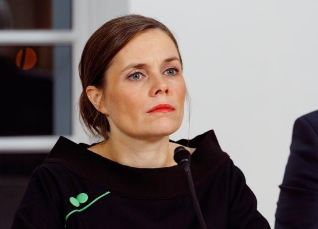 Ισλανδία: Η Κατρίν Γιακομπσντότιρ πρωθυπουργός κυβέρνησης συνασπισμού | tovima.gr