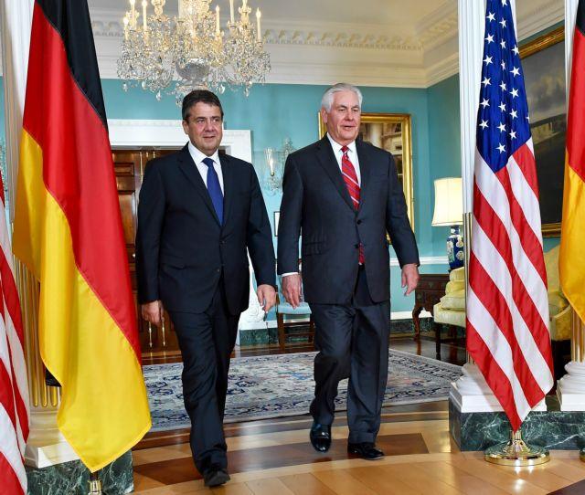 Ο Τραμπ επιταχύνει τη χειραφέτηση της Γερμανίας από τις ΗΠΑ | tovima.gr