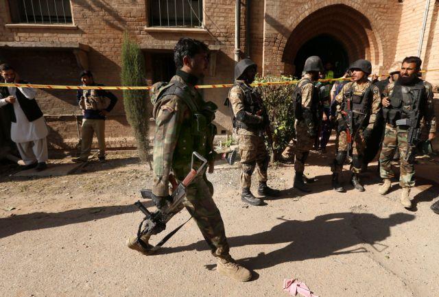 Πακιστάν: Εννέα νεκροί  από την εισβολή Ταλιμπάν σε πανεπιστήμιο | tovima.gr