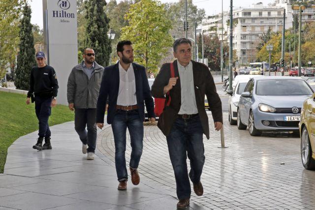 Τελευταίες «πινελιές» στην τεχνική συμφωνία για να κλείσει η αξιολόγηση | tovima.gr