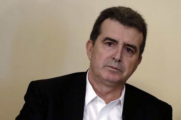 Chrysohoidis says reforms divide the ruling coalition | tovima.gr