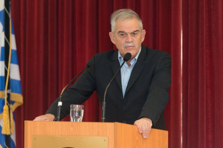 Τόσκας: Απολύτως ακριβή τα στοιχεία της ΕΛ.ΑΣ για το συλλαλητήριο | tovima.gr