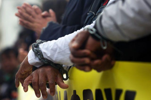 Πέντε νίκες κατά των σύγχρονων μορφών δουλείας το 2017 | tovima.gr