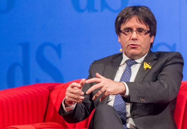 Στο Βέλγιο ως τις αρχές του 2018 θα παραμείνει ο Πουτζδεμόντ   tovima.gr