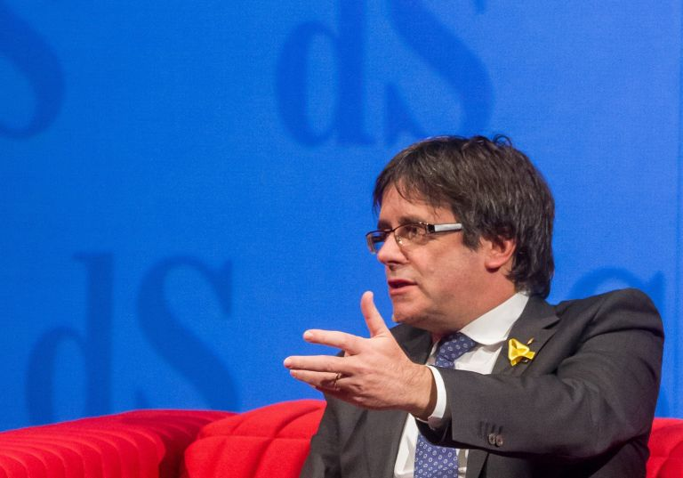 Βέλγιο: Στις 14 Δεκεμβρίου η απόφαση για την έκδοση Πουτζδεμόντ | tovima.gr