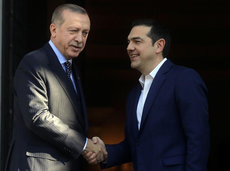 Με τον Ταγίπ Ερντογάν συναντάται ο Πρωθυπουργός στην Νέα Υόρκη | tovima.gr