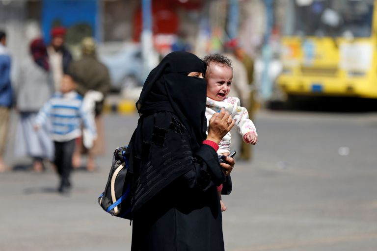 ΟΗΕ: Οι εχθροπραξίες διέκοψαν την ανθρωπιστική βοήθεια την Υεμένη | tovima.gr