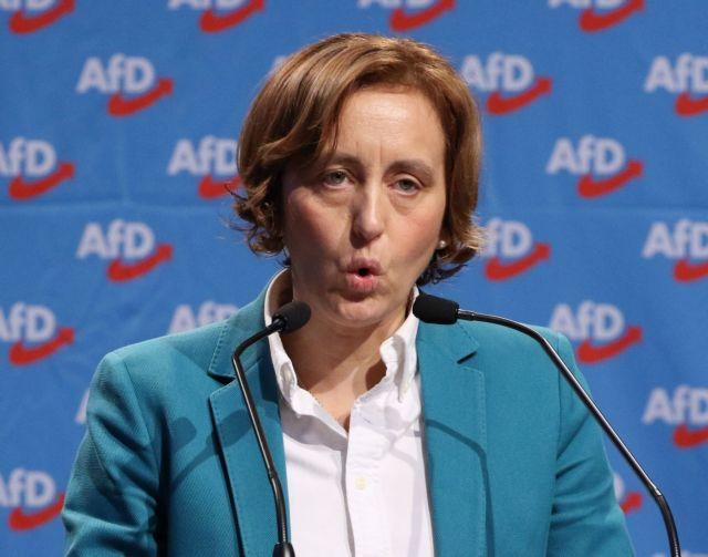 Μήνυση της αστυνομίας σε βουλευτή του AfD για ρατσιστικό μήνυμα | tovima.gr