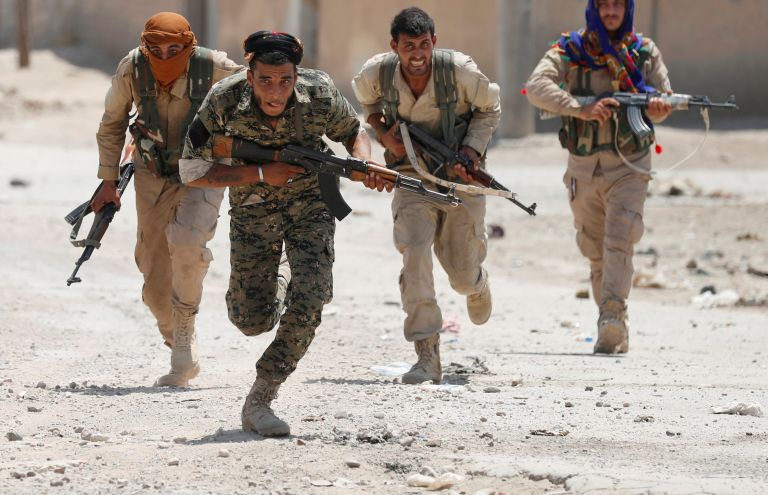 Οι ρωσικές ένοπλες δυνάμεις μιλούν για ήττα της ISIS | tovima.gr