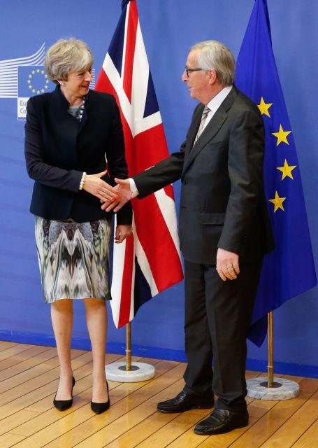 Brexit: πρώτο βήμα για το πακέτο του «διαζυγίου» | tovima.gr