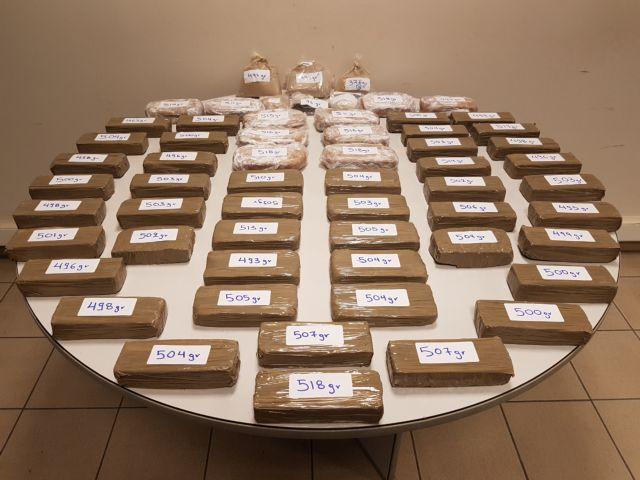 Σε κρύπτη ταβέρνας βρέθηκαν 29 κιλά ηρωΐνης | tovima.gr