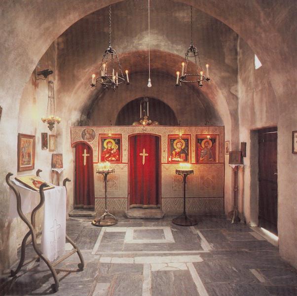 Ο ναός του Πικιώνη «περιμένει» τον χαρακτηρισμό του | tovima.gr