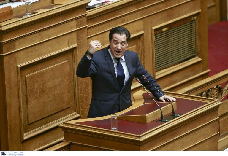Γεωργιάδης: Πώς θα ξεμπλέξετε με την Ζωή, τον Λαφαζάνη και τον Στρατούλη όταν θα τους κλείσετε φυλακή;   tovima.gr