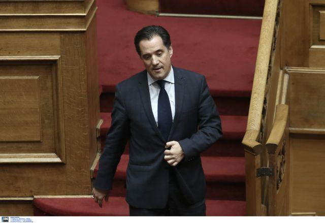 Άδωνις: Με κυβέρνηση ΝΔ ο Ρουβίκωνας δεν θα μπορεί να τα κάνει αυτά | tovima.gr