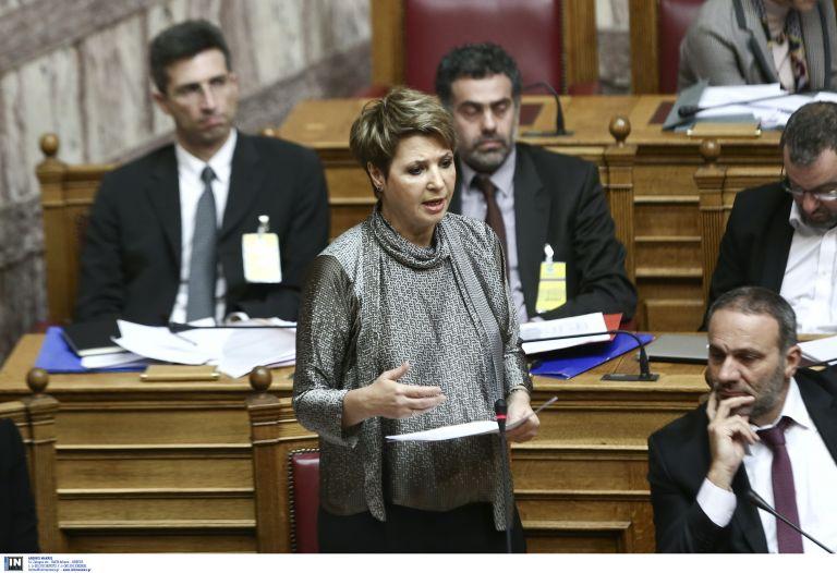 Γεροβασίλη: Διαδικασίες χωρίς το ρουσφετολογικό στοιχείο | tovima.gr