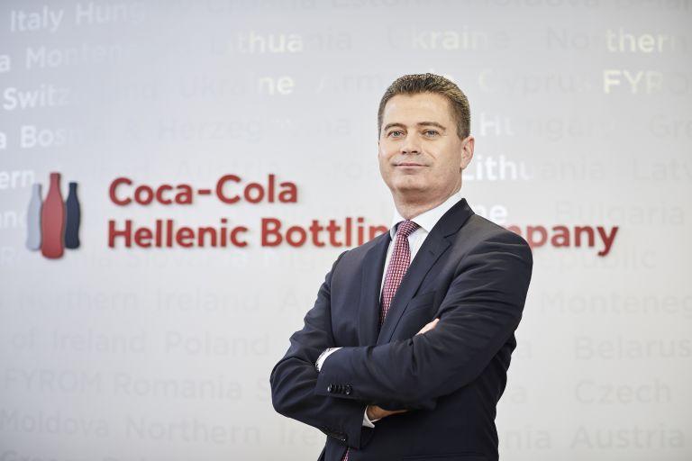 O Zoran Bogdanovic νέος διευθύνων σύμβουλος της Coca – Cola HBC   tovima.gr
