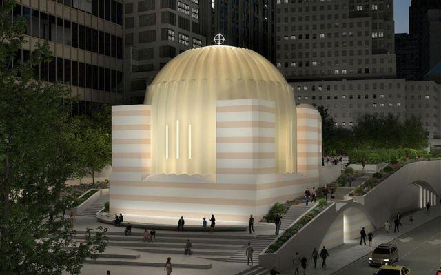 Νέα Υόρκη: Αναστέλλονται οι εργασίες στον Αγ. Νικόλαο στο Ground Zero   tovima.gr