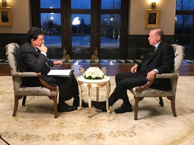 Ερντογάν: Επικαιροποίηση της Συνθήκης της Λωζάνης | tovima.gr