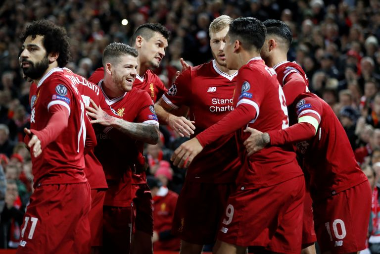 Champions League : Διαστημική η Λίβερπουλ, στους «16» η Σαχτάρ | tovima.gr