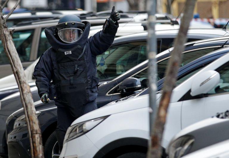 Ρώμη: Ανάληψη ευθύνης για την έκρηξη έξω από τμήμα καραμπινιέρων | tovima.gr