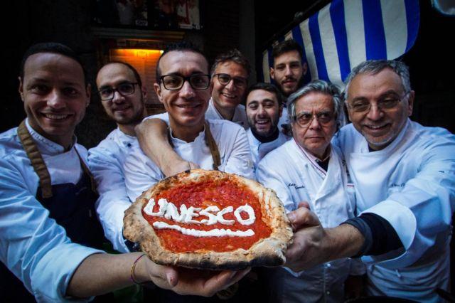 Στην κληρονομιά της UNESCO η ναπολιτάνικη πίτσα | tovima.gr
