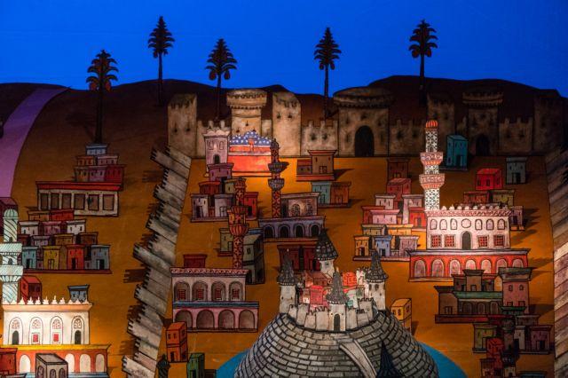 Νέο βλέμμα στον αραβικό κόσμο από τον αλεξανδρινό καλλιτέχνη Ουαέλ Σόκι | tovima.gr