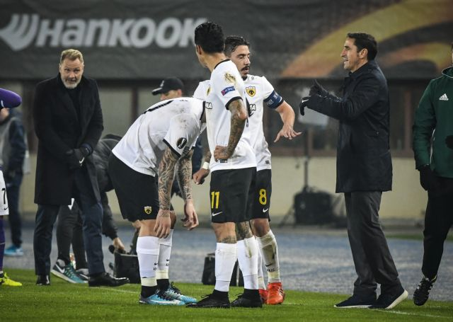 Mε τρεις απουσίες στο Αγρίνιο η ΑΕΚ | tovima.gr