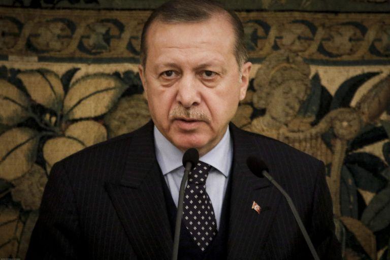 Ο Ερντογάν κάνει έκκληση για κατάπαυση πυρός στην Ιντλίμπ | tovima.gr