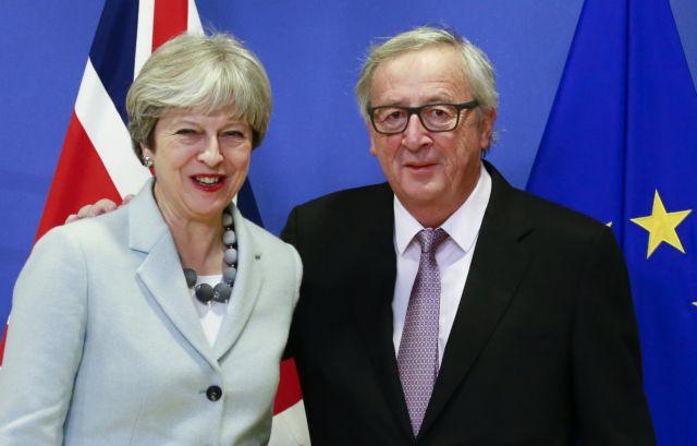 Γιούνκερ: Θα ήταν καλά αν ήμουν πρωθυπουργός της Βρετανίας | tovima.gr