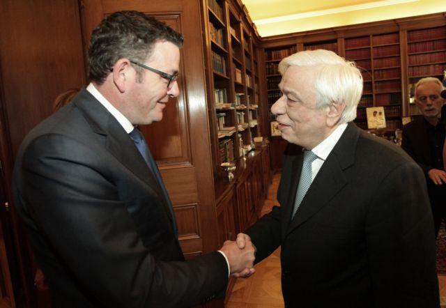 Επιστροφή Γλυπτών Παρθενώνα στη συνάντηση ΠτΔ-πρωθυπουργού Αυστραλίας | tovima.gr