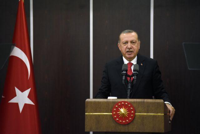 Ερντογάν: Μέρος αμερικανικής συνωμοσίας η καταδίκη τούρκου τραπεζίτη | tovima.gr
