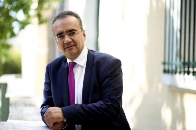 Δημήτρης Βερβεσός: «Οι θέσεις Ερντογάν απηχούν κουλτούρα Ανατολής» | tovima.gr