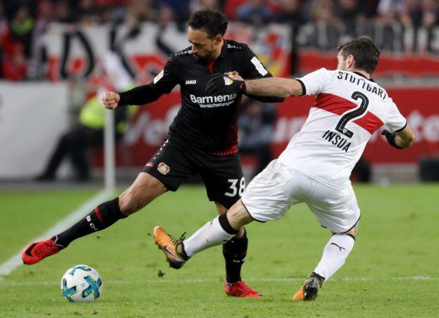 Bundesliga: Η Λεβερκούζεν νίκησε στη Στουτγάρδη | tovima.gr