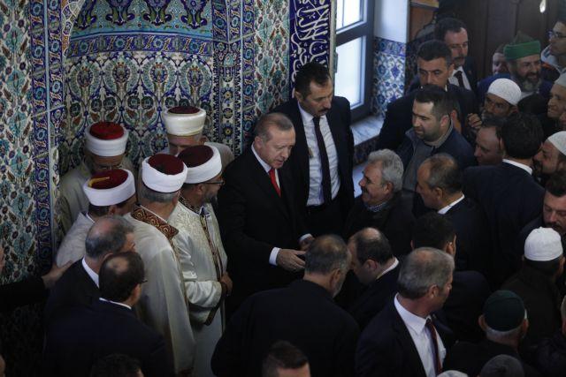 Η εκλογή μουφτή και οι διεκδικήσεις της Αγκυρας | tovima.gr