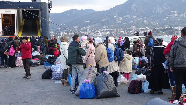 Σε κατάσταση κόκκινου συναγερμού η κυβέρνηση για το προσφυγικό μεταναστευτικό | tovima.gr