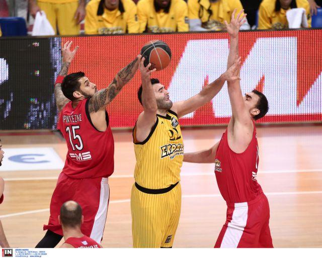 Α1 – μπάσκετ: Την Πρωταπριλιά το ντέρμπι Ολυμπιακός – ΑΕΚ | tovima.gr
