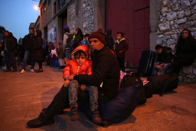 UNHCR issues urgent plea to Greek government   tovima.gr