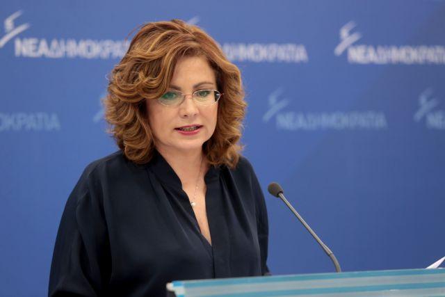 Σπυράκη: Τυχοδιωκτική η συμπεριφορά της Κυβέρνησης   tovima.gr