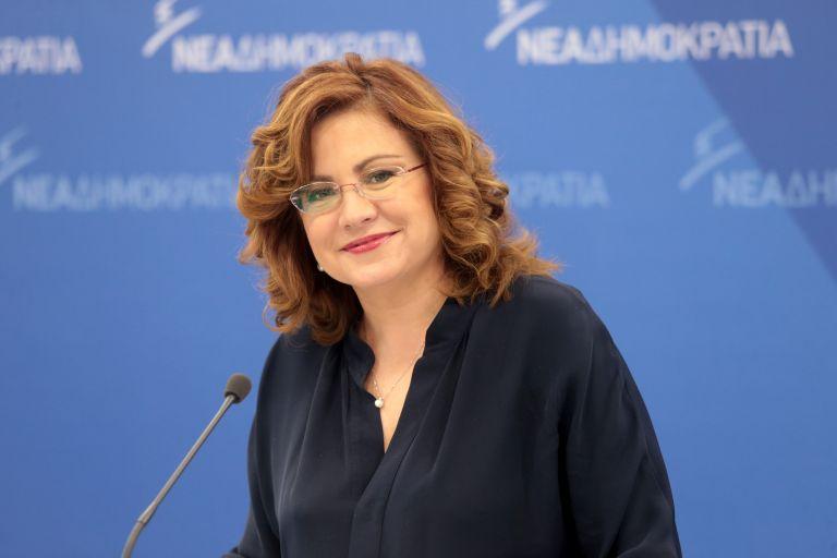 Σπυράκη: Να μην μαθαίνουμε για τη διαπραγμάτευση από την πΓΔΜ | tovima.gr