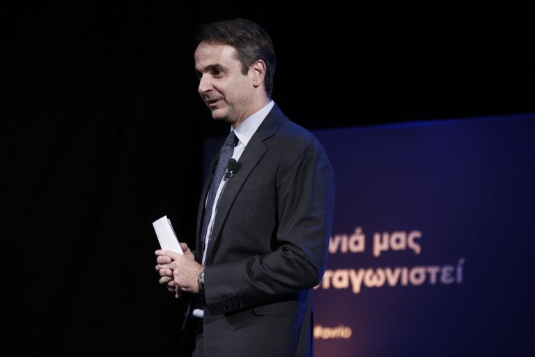 Μήνυμα Μητσοτάκη στο Συνέδριο της ΝΔ: Η κυβέρνηση καταρρέει | tovima.gr